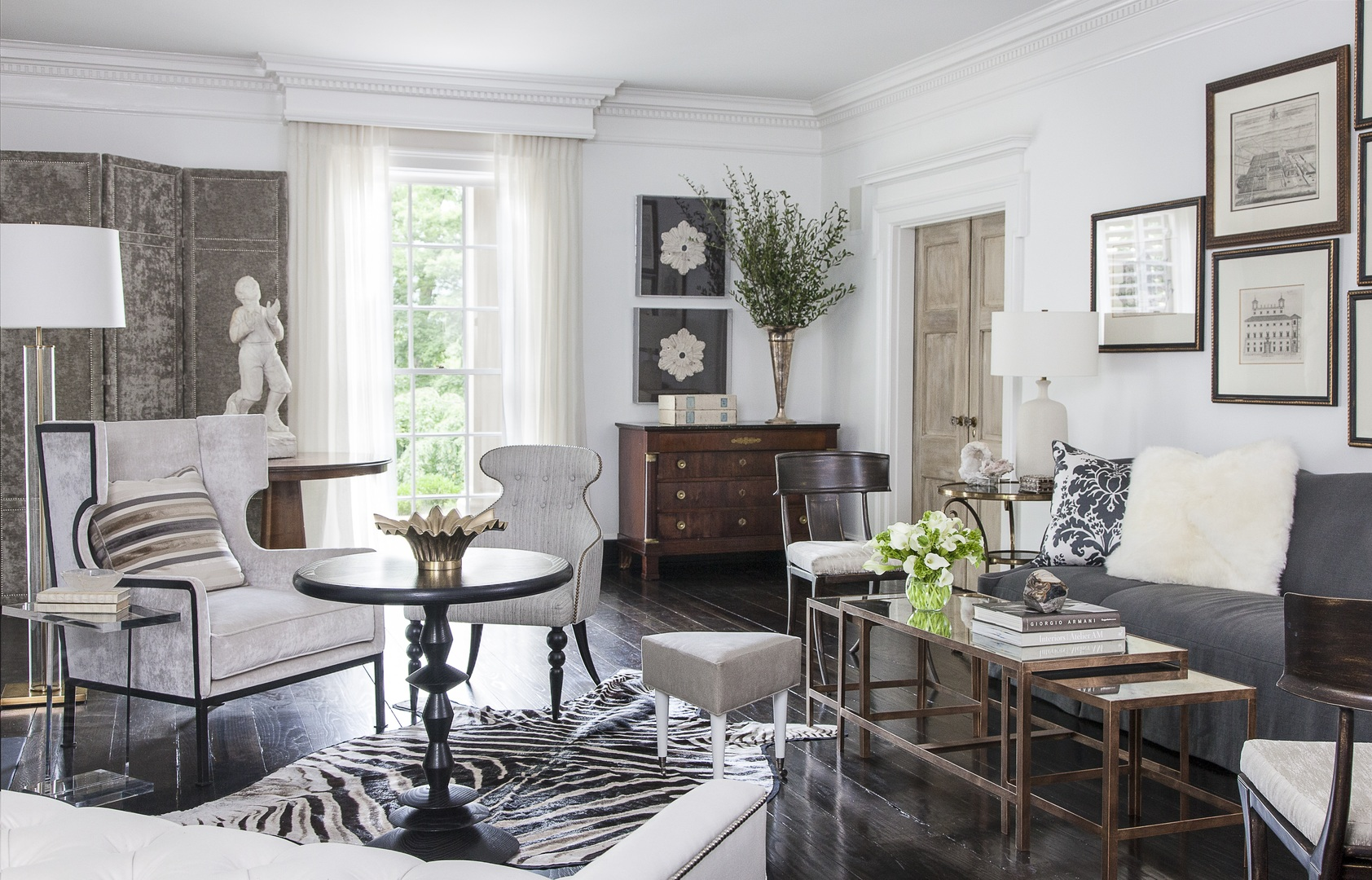 Lovely Robin Rains   Interior Design